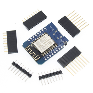 Image 4 - 5 pièces D1 mini Mini NodeMcu 4M octets Lua WIFI Internet des objets conseil de développement basé ESP8266