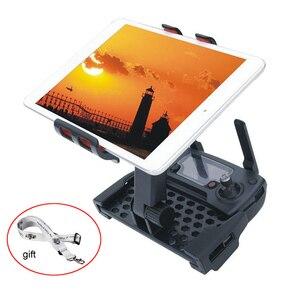 Image 1 - Tablet suporte do telefone suporte de montagem suporte para dji mavic mini 2 ar pro zoom faísca zangão acessório para ipad mini telefone stent