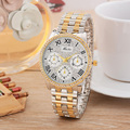 Часы новое поступление водонепроницаемые наручные часы кварцевые женские часы сталь горный хрусталь дешевые наручные часы простые часы мо...