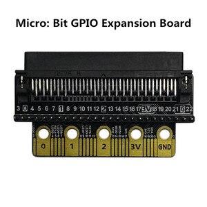 Image 1 - BBC Micro: bit GPIO Mở Rộng Ban Thân Lập Trình Cho Điện Tử Trẻ Microbit Quà Tặng DIY Bộ Sản Phẩm Không Bao Gồm Micro Bit Ban