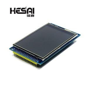 Image 3 - LCD da 3.2 pollici TFT Touch Modulo Display Dello Schermo Ultra HD ILI9341 per STM32 240x320 240*320 per arduino Kit Fai Da Te