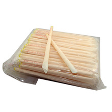 100pcs Ear Cleaner Candle Beeswax Good Product Hopi Wax Indian Coning Fragrance Cleaning Removal Tool