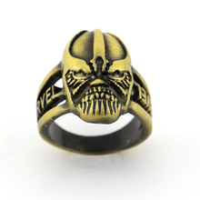 Avengers Infinity War Thanos Cosplay 18mm Finger Ring Accessories For Adult Men Woman