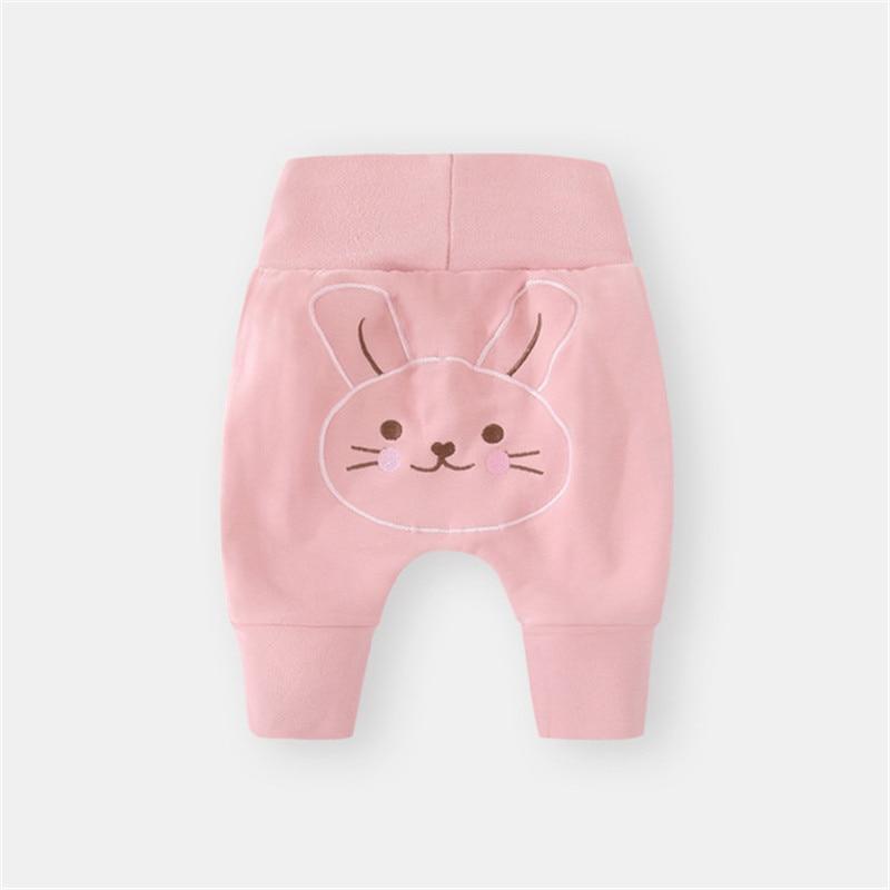 2021 Autumn Spring Baby Boys  Pants Cartoon