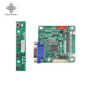 "Image 3 - Diymore MT6820 B האוניברסלי LVDS LCD מונטור מסך נהג בקר לוח 5V 10 "" 42"" Laptor מחשב חלקי DIY ערכה"