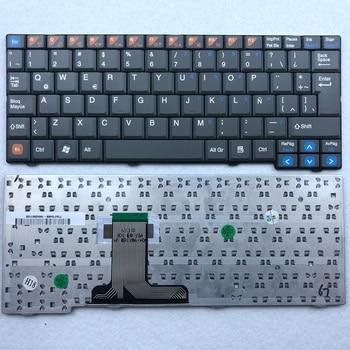 Latin Laptop Keyboard For Teclado Netbook Exo Bgh X320 X325 X352 LA Layout laptop keyboard for sony svs1512z9e svs1512z9r svs1513a4e svs1513b4e black without frame latin america la