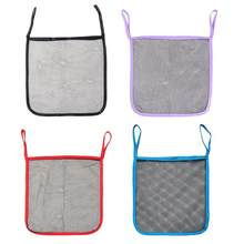Baby Stroller Carrying Bag Baby Stroller Mesh Bag Baby Stroller Net Pocket Infant Bottle Diaper Storage Organizer Bag(China)