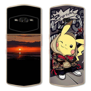 Suitable for Mito V7 Phone Case Silica Gel Shatter-resistant Soft MP1801 Protective Case Popular Brand Men And Women Cartoon Coo