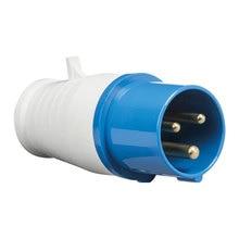 Новинка 240 в 16 ампер 3 контактный промышленный штепсельная вилка электроприбора розетки IP44 2P+ E мужской/женский промышленный электрический разъем#0830