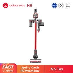 2020 Roborock H6 Adapt aspiradora inalámbrica cleaner150AW fuerte succión 420W Motor sin escobillas pantalla OLED portátil inalámbrico de mano