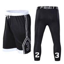 Баскетбольные шорты с карманами на молнии, свободная спортивная одежда, дышащие спортивные шорты для бега, мужские шорты для бега, фитнеса, спортзала, баскетбола