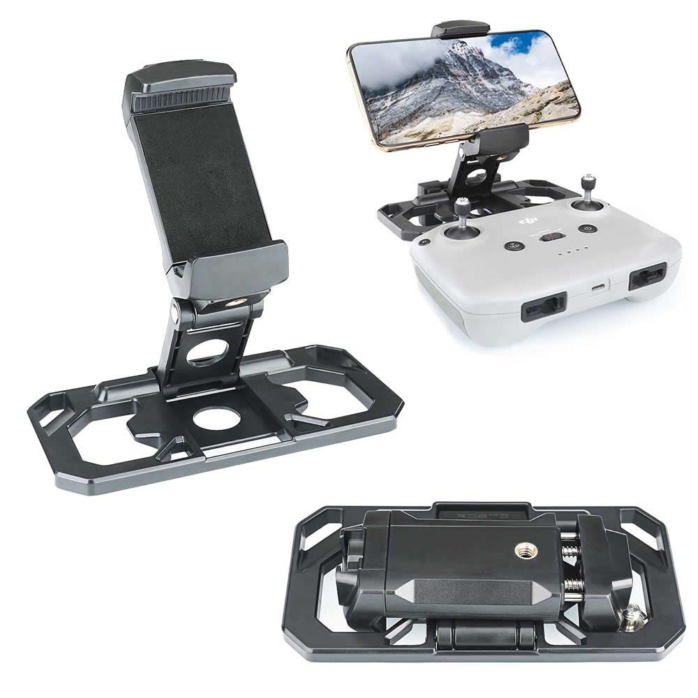 Foldable Expansion Bracket Mavic Air 2S Tablet Holder Portable Remote Control Phone Ipad Holder for Mavic Mini 2 Accessories