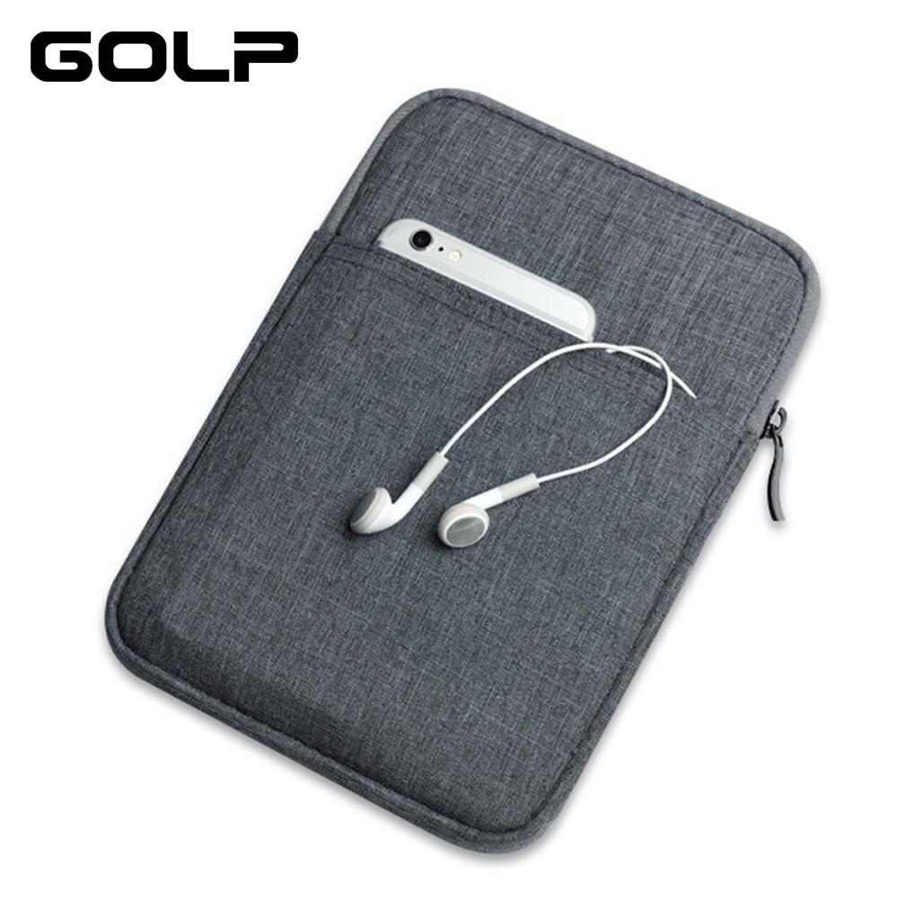 Shockproof Handbag Sleeve Bag For Ipad Mini 5 2019 Case, GOLP Tablet Liner Sleeve Pouch Bag For IPad Mini 1 2 3 4 5 Cover