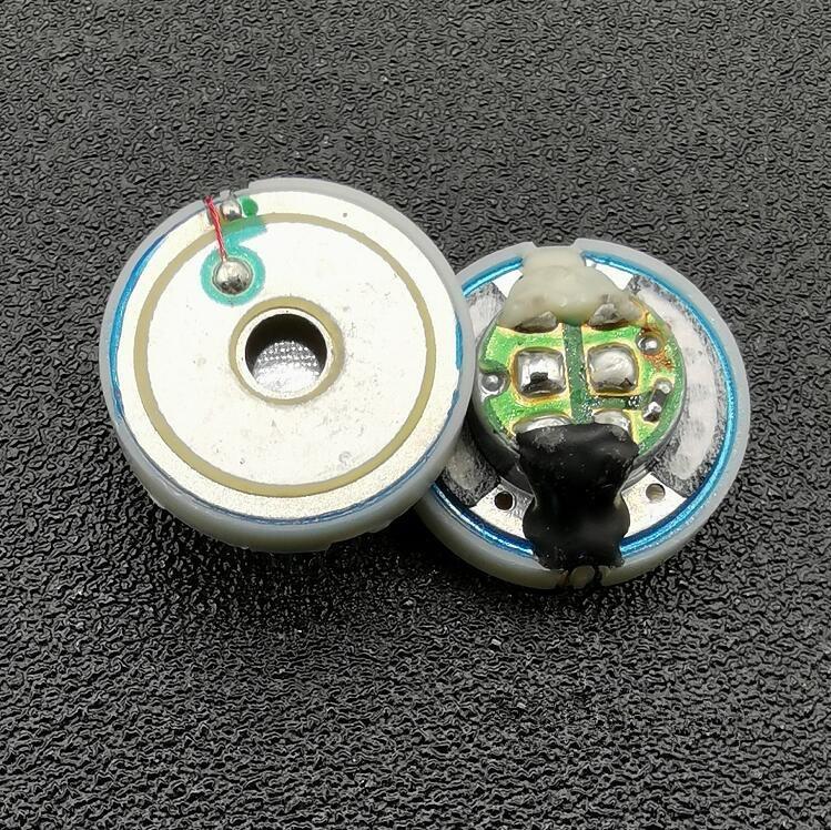 13,6 мм Колонка пьезоэлектрический керамический динамик 28 Ом 105 дБ 2 шт.