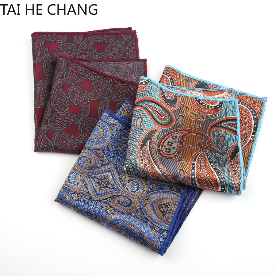 100pcs/lot 20colors Can Choice New Korean Fashion Designer High Quality Pocket Square Handkerchief Men's Business Suit Pocket