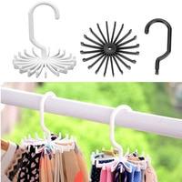 בגדים ארגונית Rack ABS ייבוש כביסה מתלה בגדי קולב מחזיק עניבת חגורת קולב צעיף קולב|מדפי ייבוש|   -