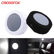 Ceiling-Lamp Car-Reading-Light Night-Car-Interior Magnetic Led Auto-Styling CROSSFOX