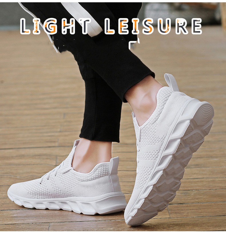 Hfddfe7b63b7644309a48fc160adb839e1 Men Light Running Shoes Flyknit Breathable Lace-Up Jogging Shoes for Man Sneakers Anti-Odor Men's Casual Shoes Drop Shipping