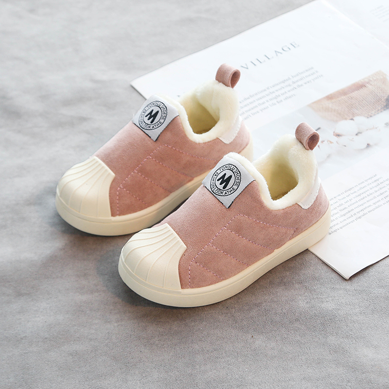 Anti-Collision Winter Warm Children's Cotton Shoes 3