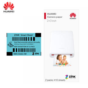 Paper-Paste Photo-Paper HUAWEI 2--10-Sheets for Pocket
