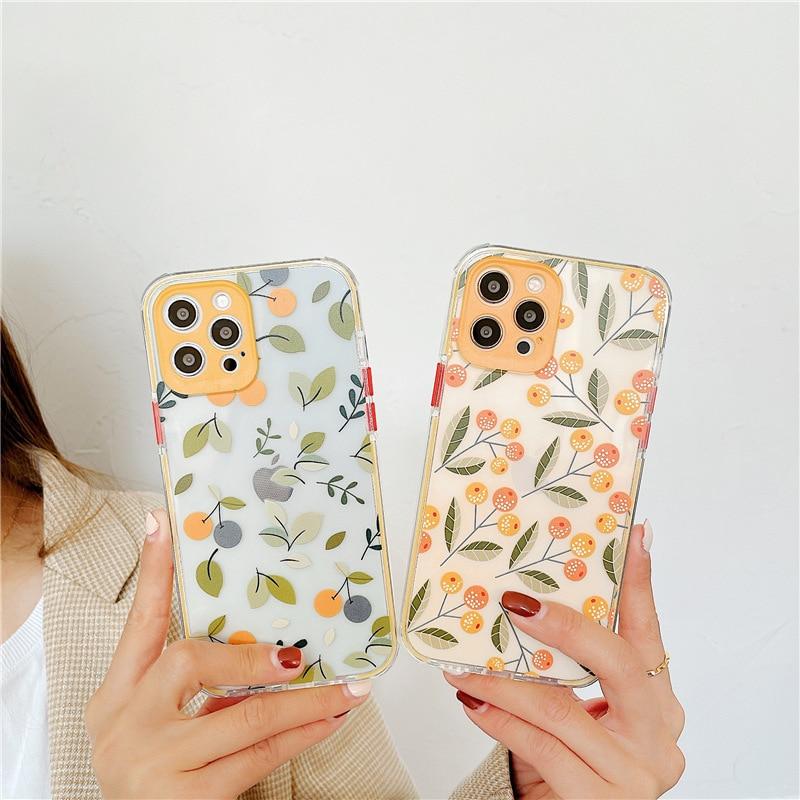 iPhone Back Cover Cute Flower for hot Girls   -  1mrk.com