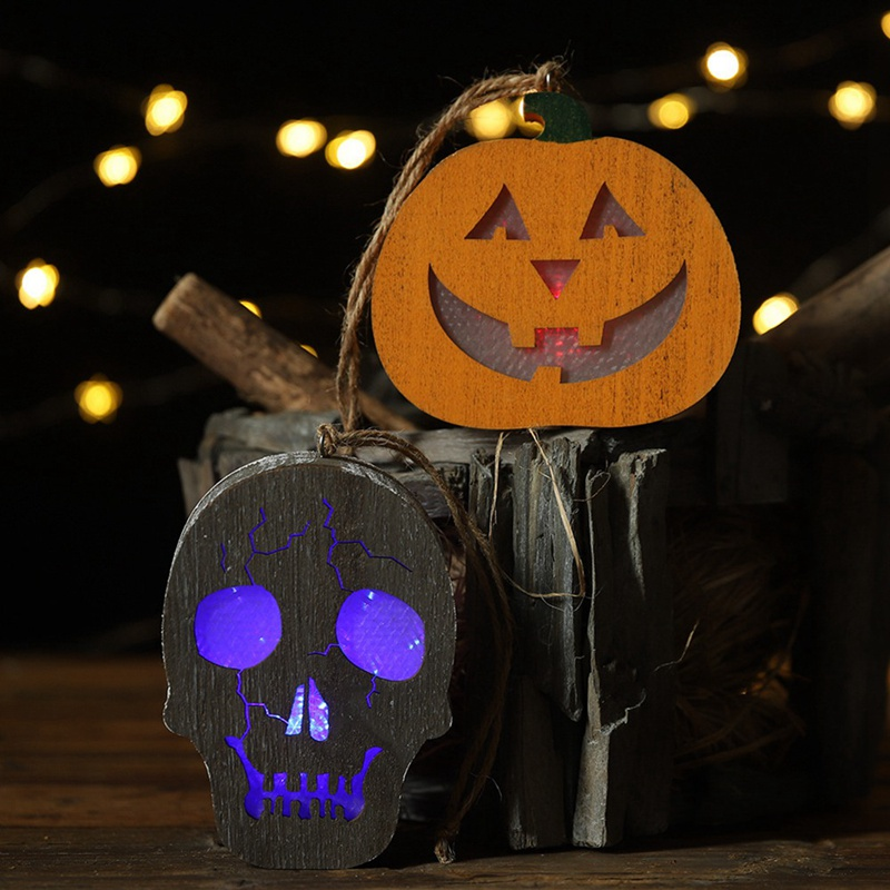 Battery Operated Halloween Pumpkin Led String Lights Halloween Holiday Christmas Party Garden Decoration Lanterns Light