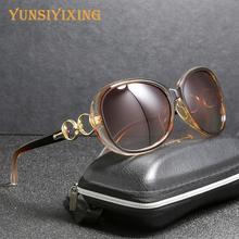 Uv400-Eyewear Sun-Glasses YUNSIYIXING Classic Women Polarized Butterfly for Outdoor YS2115