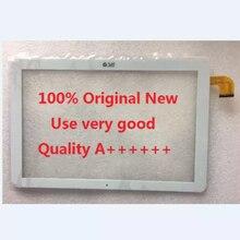 Livraison gratuite 10.1 ''écran tactile, 100% nouveau pour MEDIACOM SmartPad iyo 10 M-SP1CY M-SP1DY4G écran tactile, tablette PC capteur numériseur