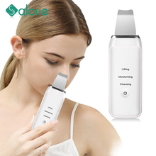 Skin-Scrubber Blackhead-Removal Ultrasonic-Face Rechargeable Vibration Exfoliating-Pore-Cleaner-Tools