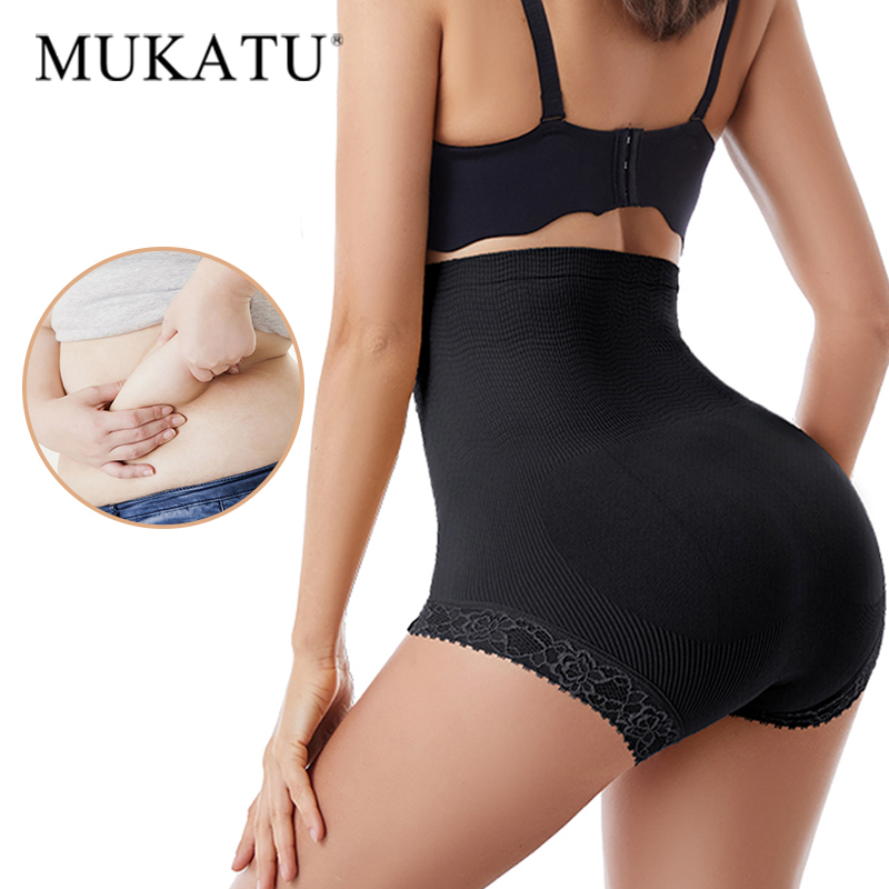 Sexy Womens High Waist Control Panties Seamless Belly Control Body Shaper Breathable Slimming Tummy Underwear Waist Trainer