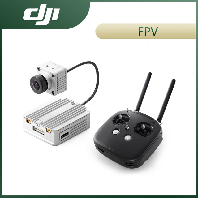 DJI FPV Air Unit with Remote Controller for FPV Goggles 1080p 60fps Video Recording 8 Frequencies Channels DJI FPV Accessories