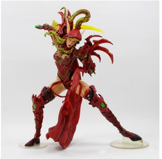 NEW in retail box wow Blood ELF Rogue Valeera Sanguinar PVC Action Figure Anime Figure Collectible Model Toy Statue 1