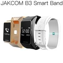 JAKCOM B3 Smart Watch Best gift with smartwatch amoled blood pressure monitor pace 2 smart watch m4 kospet prime(China)