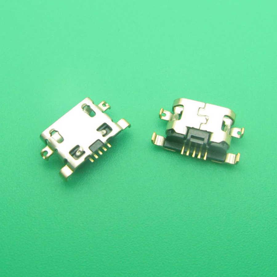 1pcs Per Lenovo K6 Nota K6Note K53a48 Mini micro Porta USB di Ricarica Dock Connettore di alimentazione presa spina dock