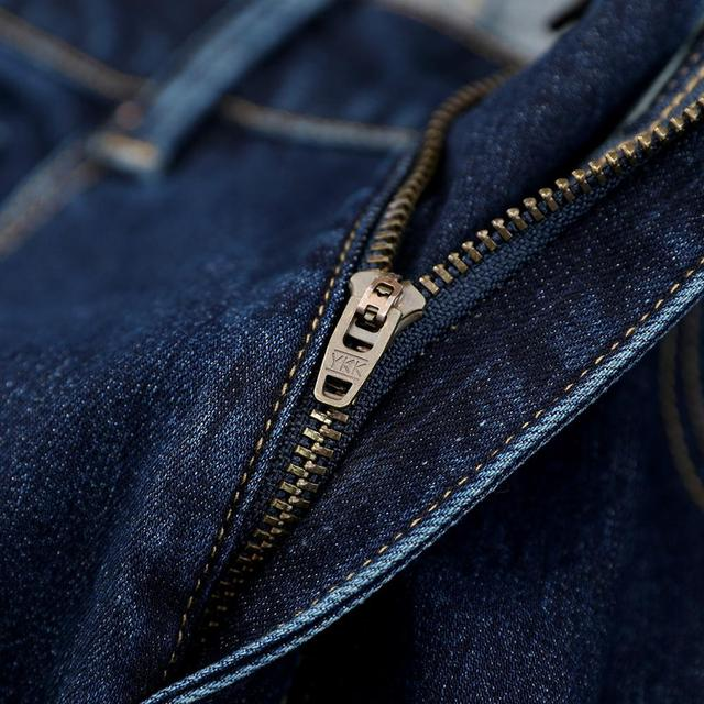 Classic slim fit Jeans with fleece lining