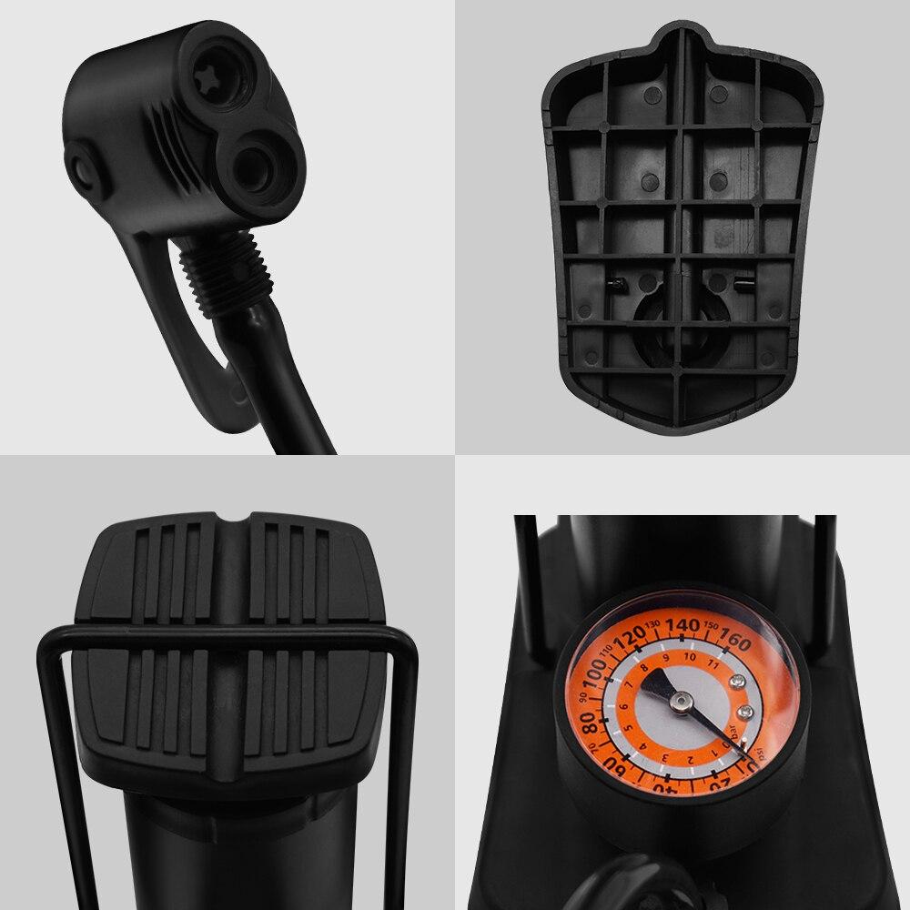 motocicleta portátil bomba compressor de ar digital pneu inflator