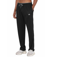 Мужские брюки из 100% полиэстера спортивные открытые модные