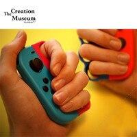 Anwendbar zu Nintendo Schalter griff zubehör Spiel ARME spezielle boxen Finger schnalle Finger tiger upgrade erfahrung