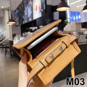 Luxury Brand Cute Mouse Handbag Mini Universal 6.5inch Phone Bag Card Wallet Purse Women Crossbody Pouch For IPhone Samsung Case