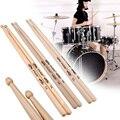 2 шт. Hickory американский классический 5A/5B/7A барабанные палочки деревянные наконечники принадлежности для инструментов барабанные палочки му...
