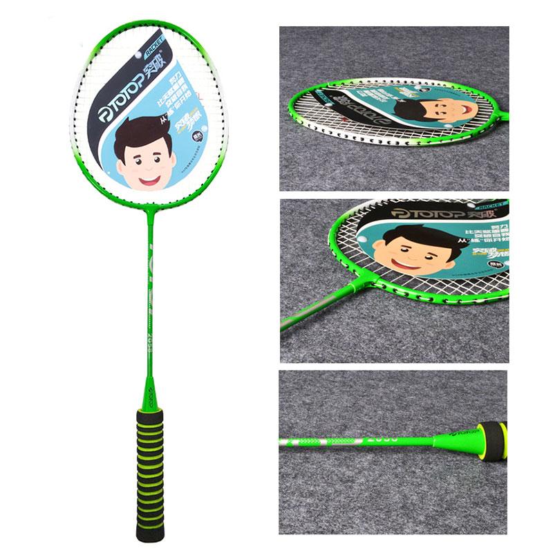 Nylon Toys Racket School Professional Sports Racket Sporting Goods Badminton Racket Movement Game