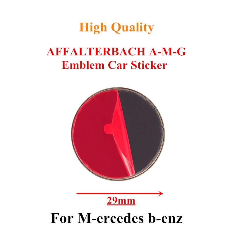1 шт. автомобильный 3D значок, мультимедийная кнопка мыши, крышка, эмблема, наклейки для Mercedes Benz AMG GLA CLA GLE W176 W246 W166 C117 X156 R172