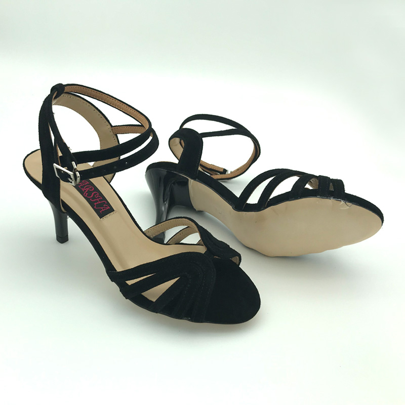 Comfortable And Fashional Argentina Tango Dance Shoes  Wedding & Party Shoes For Women T6284BS