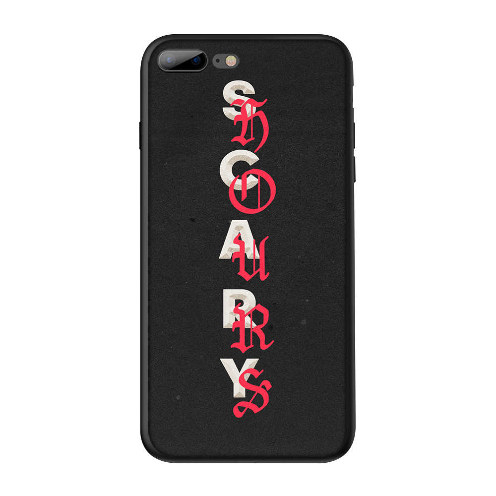 Drake TPU obudowa telefonu dla Apple iPhone 6 6S 7 8 Plus 5 5S SE X XS 11 Pro Max XR silikonowe miękkie etui