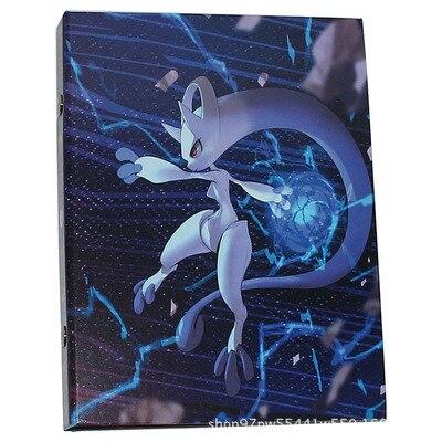 TAKARA TOMY держатель для карт с покемонами, альбом для игр Gx, коробка для карт с покемонами, 240 шт., держатель с покемонами, держатель для карт, Чехол для карт - Цвет: 27