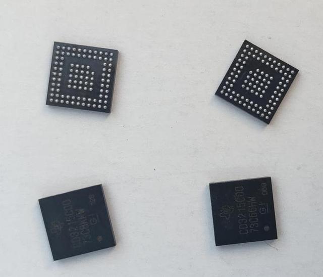 Para Macbook A1706 A1707 A1708 U3100 IC chip CD3215COO CD3215C00ZQZR CD3215C00 BGA ic en placa base