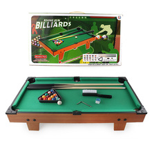Children Mini Billiards Games Simulation Billiards Flocking Desktop Plastic Small Household Billiards Table Games Toys for Kids wooden billiards mini desktop billiards fun billiard game billiards