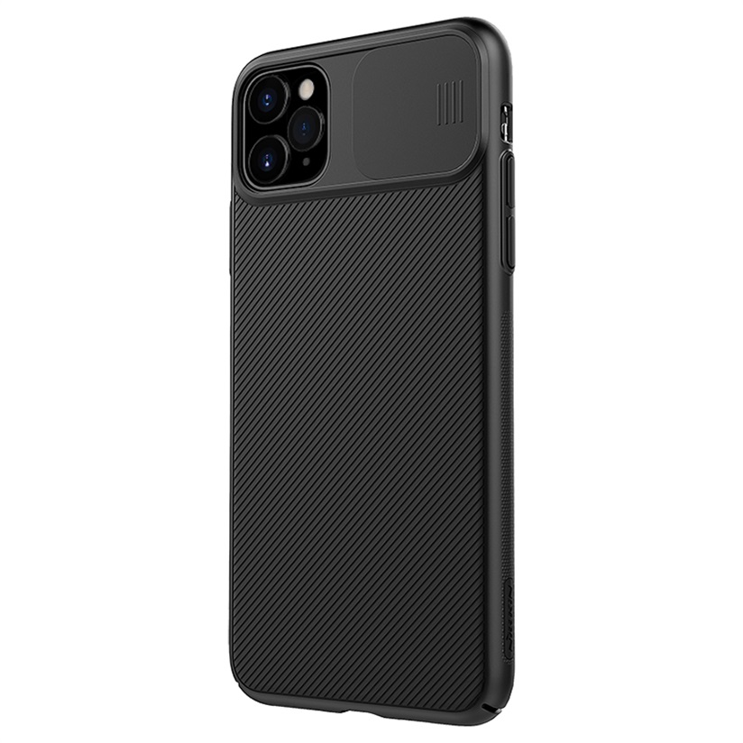 Hfde7336fbbbd4012a48ba1d85b9906c7V For iPhone 11 11 Pro Max Case NILLKIN CamShield Case Slide Camera Cover Protect Privacy Classic Back Cover For iPhone11 Pro