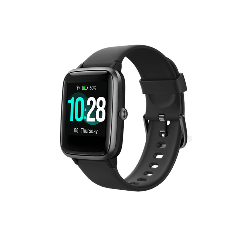 Bluetooth ID205L HD Screen Smart Watch Wearable Tracker Heart Rate Sports Waterproof 1.3 Inch for Android Ios Smart Watch image