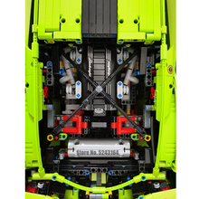 2020 New Lepining technology Sian FKP37 Roadste 42115 Lamborghini SIAN racing car toy building block model building block gift